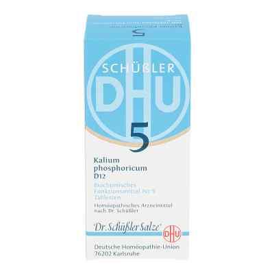 Biochemie Dhu 5 Kalium phosphorus D12 Tabletten  bei apo-discounter.de bestellen