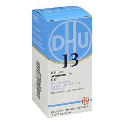 Biochemie Dhu 13 Kalium arsenicosum D12 Tabletten  bei apo-discounter.de bestellen
