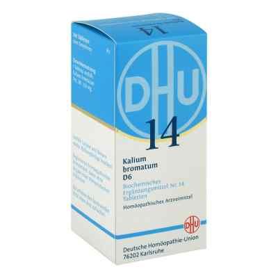 Biochemie Dhu 14 Kalium bromatum D 6 Tabletten  bei apo-discounter.de bestellen