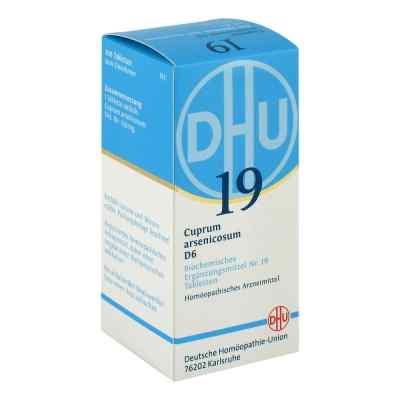 Biochemie Dhu 19 Cuprum arsenicosum D6 Tabletten  bei apo-discounter.de bestellen