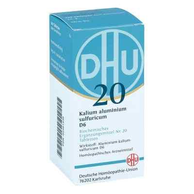 Biochemie Dhu 20 Kalium alum.sulfur. D 6 Tabletten  bei apo-discounter.de bestellen