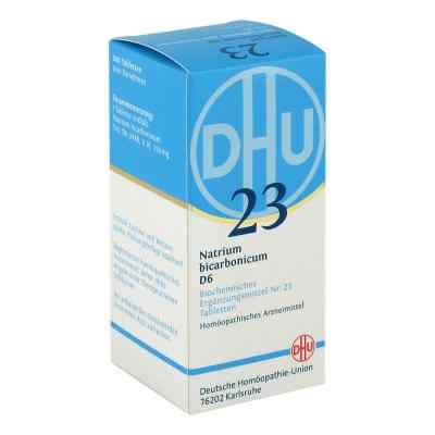 Biochemie Dhu 23 Natrium bicarbonicum D 6 Tabletten   bei apo-discounter.de bestellen