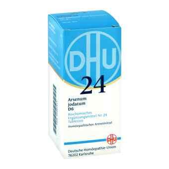Biochemie Dhu 24 Arsenum jodatum D6 Tabletten  bei apo-discounter.de bestellen