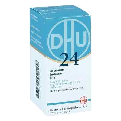 Biochemie Dhu 24 Arsenum jodatum D12 Tabletten  bei apo-discounter.de bestellen