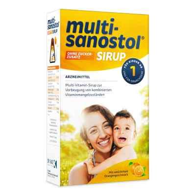 Multi Sanostol Sirup ohne Zuckerzusatz  bei apo-discounter.de bestellen