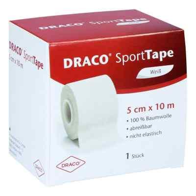 Dracotapeverband 10mx5cm weiss  bei apo-discounter.de bestellen