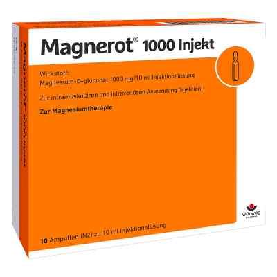 Magnerot 1000 Injekt Ampullen  bei apo-discounter.de bestellen