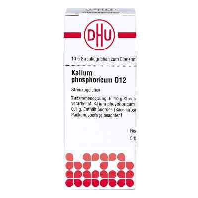 Kalium Phosphoricum D 12 Globuli  bei apo-discounter.de bestellen