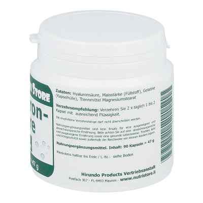 Hyaluronsäure 50 mg Kapseln  bei apo-discounter.de bestellen