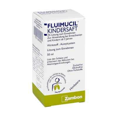 Fluimucil Kindersaft 2%
