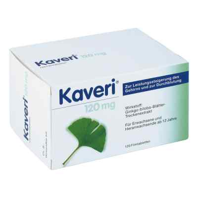 Kaveri 120mg  bei apo-discounter.de bestellen