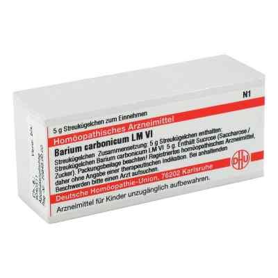 Lm Barium Carbonicum Vi Globuli  bei apo-discounter.de bestellen