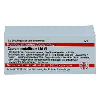 Lm Cuprum Metallicum Vi Globuli  bei apo-discounter.de bestellen