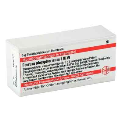 Lm Ferrum Phosphoricum Vi Globuli