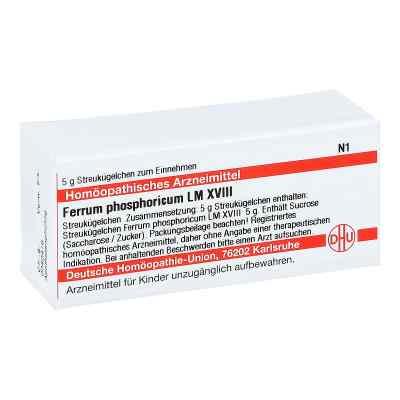 Lm Ferrum Phosphoricum Xviii Globuli  bei apo-discounter.de bestellen