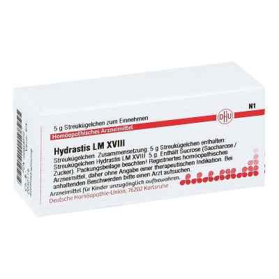 Lm Hydrastis Xviii Globuli  bei apo-discounter.de bestellen