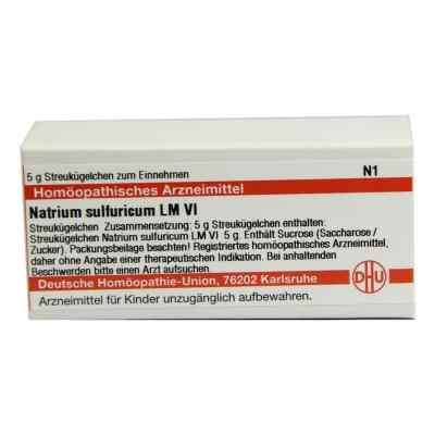 Lm Natrium Sulfuricum Vi Globuli  bei apo-discounter.de bestellen