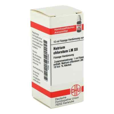 Lm Natrium Chloratum Xii  bei apo-discounter.de bestellen