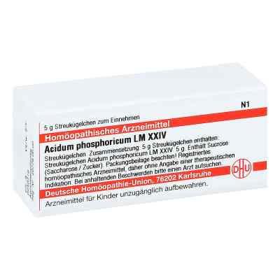 Lm Acidum Phosphoricum Xxiv Globuli  bei apo-discounter.de bestellen