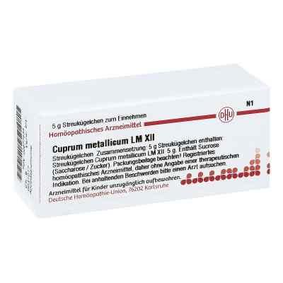 Lm Cuprum Metallicum Xii Globuli  bei apo-discounter.de bestellen