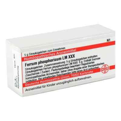 Lm Ferrum Phosphoricum Xxx Globuli
