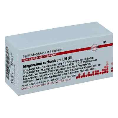 Lm Magnesium Carbonicum Xii Globuli  bei apo-discounter.de bestellen