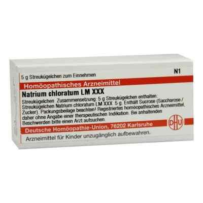 Lm Natrium Chloratum Xxx Globuli  bei apo-discounter.de bestellen
