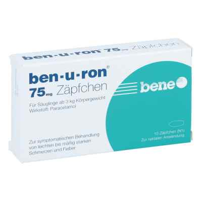 Ben-u-ron 75mg