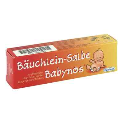 Bäuchlein Salbe Babynos  bei apo-discounter.de bestellen