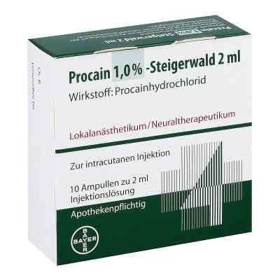Procain 1% Steigerwald Injektionslösung  bei apo-discounter.de bestellen