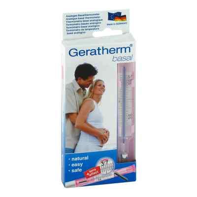 Geratherm basal analoges Zyklusthermometer  bei apo-discounter.de bestellen
