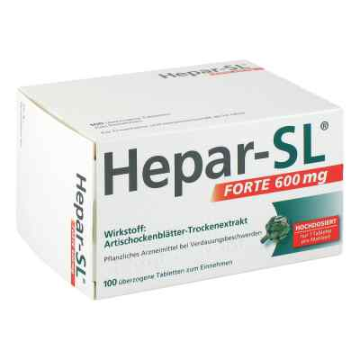 Hepar-SL forte 600mg  bei apo-discounter.de bestellen