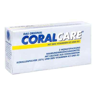 Coralcare mit Vitamin D3 und K2 2-Monatspackung  bei apo-discounter.de bestellen