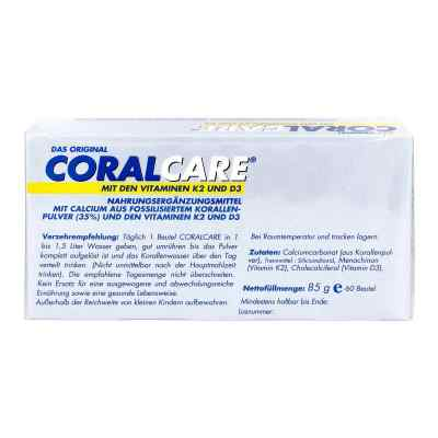 Coralcare 2 Monatspackung Pulver Bei Apo Discounterde Bestellen