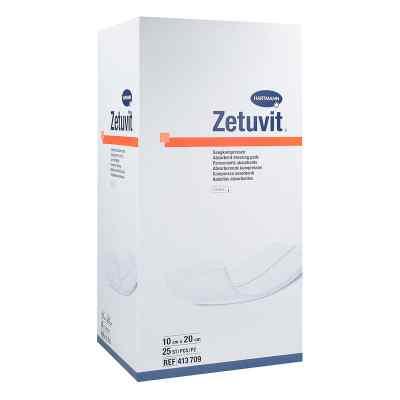Zetuvit Saugkompresse steril 10x20 cm  bei apo-discounter.de bestellen