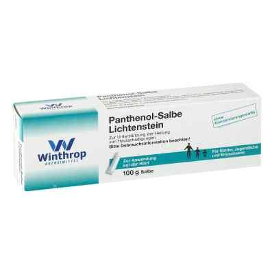 Panthenol-Salbe Lichtenstein  bei apo-discounter.de bestellen