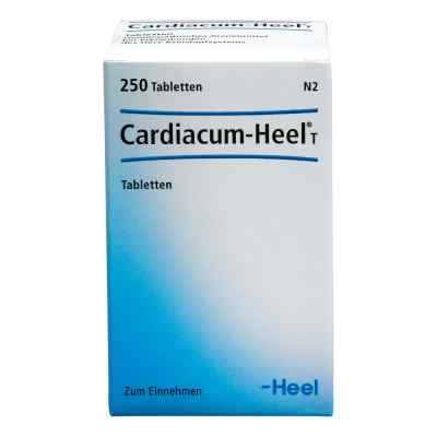 Cardiacum Heel T Tabletten  bei apo-discounter.de bestellen