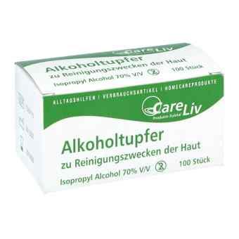 Alkoholtupfer 3x6cm steril