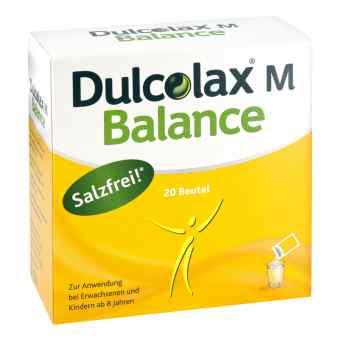 Dulcolax M Balance Beutel