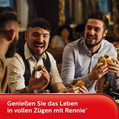 Rennie Pfefferminz gegen Sodbrennen Kautabletten  bei apo-discounter.de bestellen