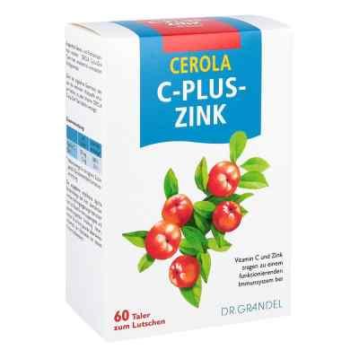 Cerola C plus Zink Taler Grandel  bei apo-discounter.de bestellen