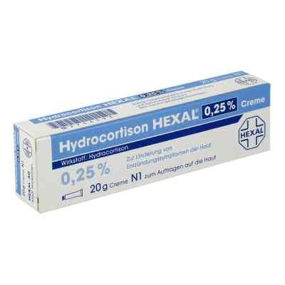 Hydrocortison HEXAL 0,25%