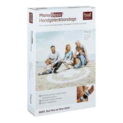 Bort Manubasic Bandage rechts x-large schwarz  bei apo-discounter.de bestellen