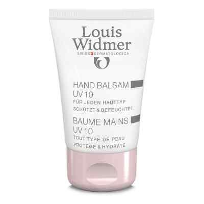 Widmer Hand Balsam Uv10 leicht parfümiert  bei apo-discounter.de bestellen