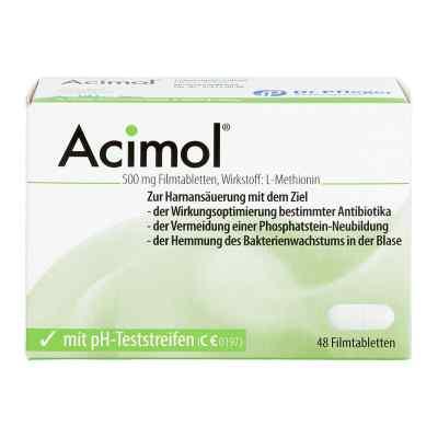 Acimol mit pH Teststreifen Filmtabletten  bei apo-discounter.de bestellen