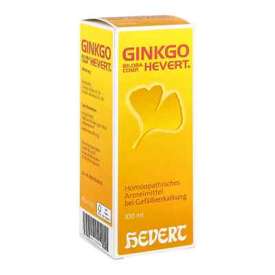 Ginkgo Biloba compositus Hevert Tropfen  bei apo-discounter.de bestellen