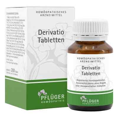 Derivatio Tabletten  bei bioapotheke.de bestellen