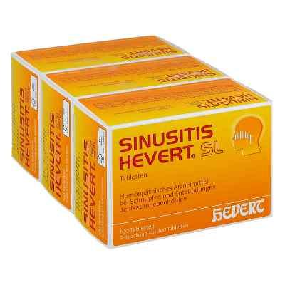 Sinusitis Hevert Sl Tabletten  bei bioapotheke.de bestellen