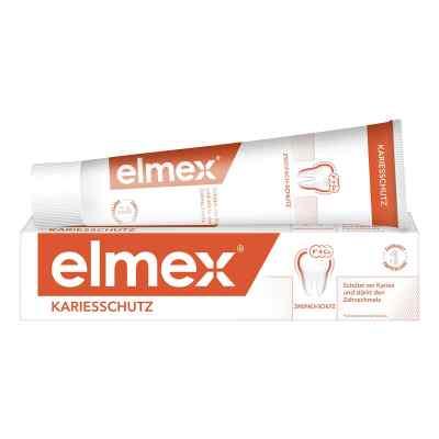 Elmex Zahnpasta mit Faltschachtel