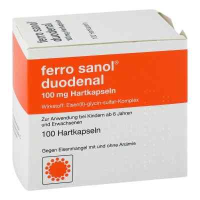 Ferro sanol duodenal 100mg  bei bioapotheke.de bestellen